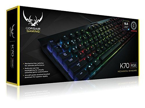 Corsair K70 RGB box