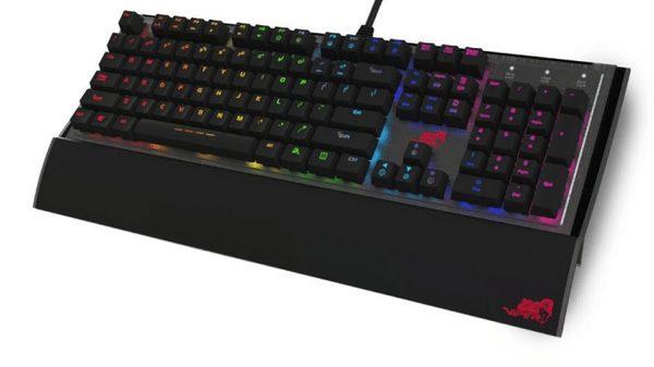 v760 mechanical keyboard