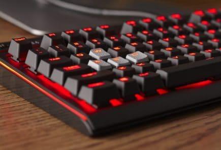 corsair strafe cheap keyboard