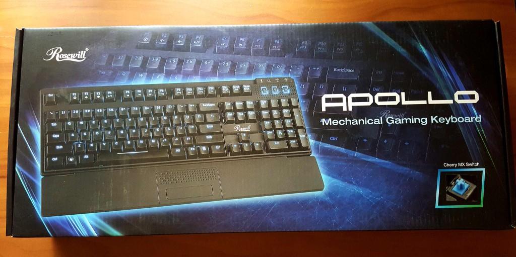 rosewill apollo rk-9100 box