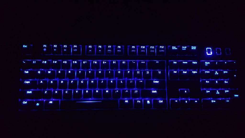 rosewill apollo 9100 blue led