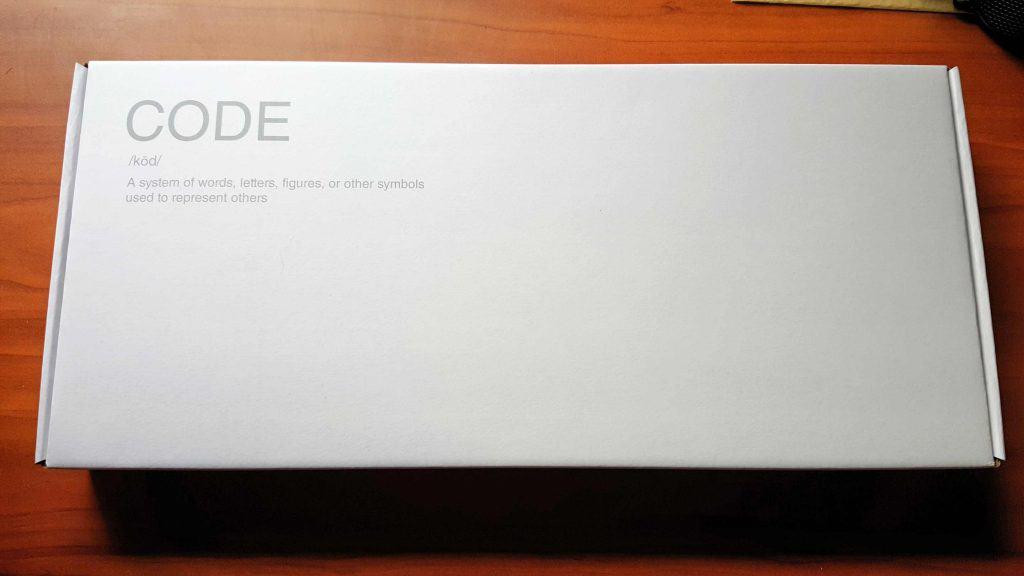 code keyboard box