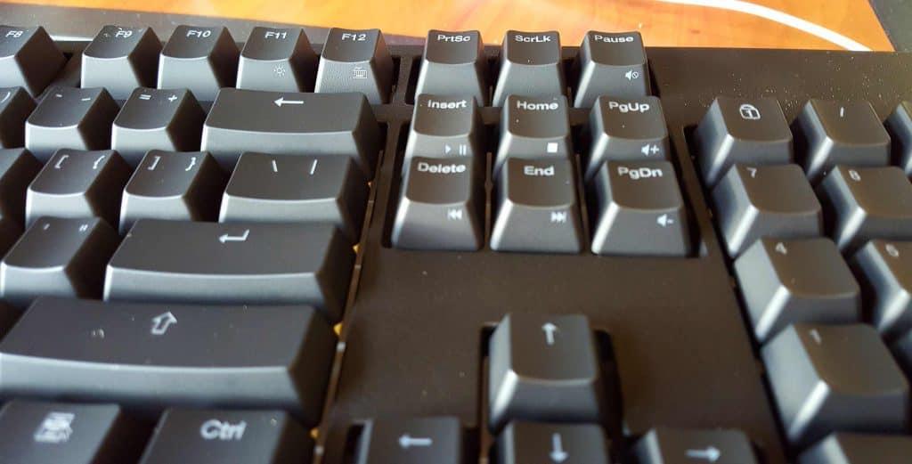 CODE media keys