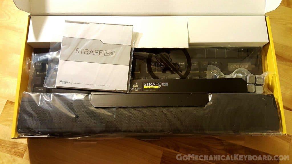 STRAFE open box