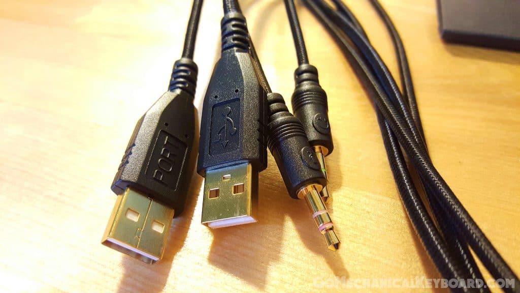 razer blackwidow chroma plugs