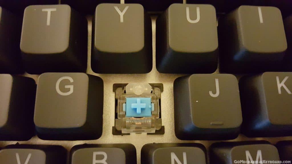 outemu blue switch rgb