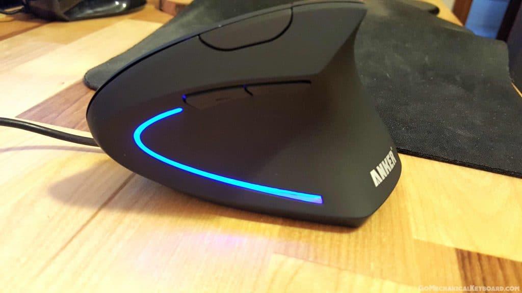anker vertical mouse left side
