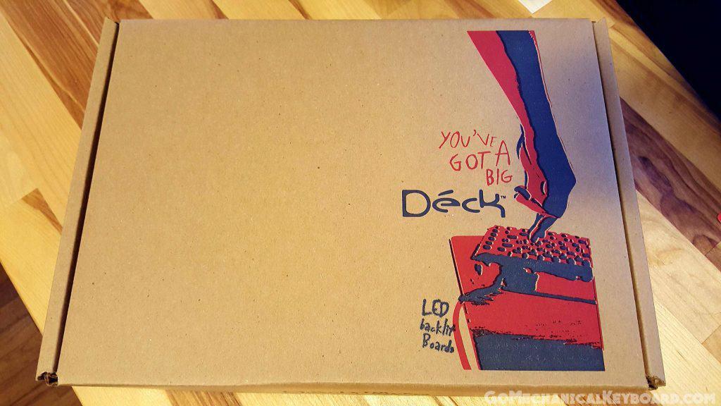 deck keyboards box