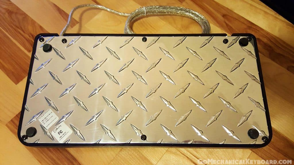 Deck 82 mechanical keyboard bottom pan