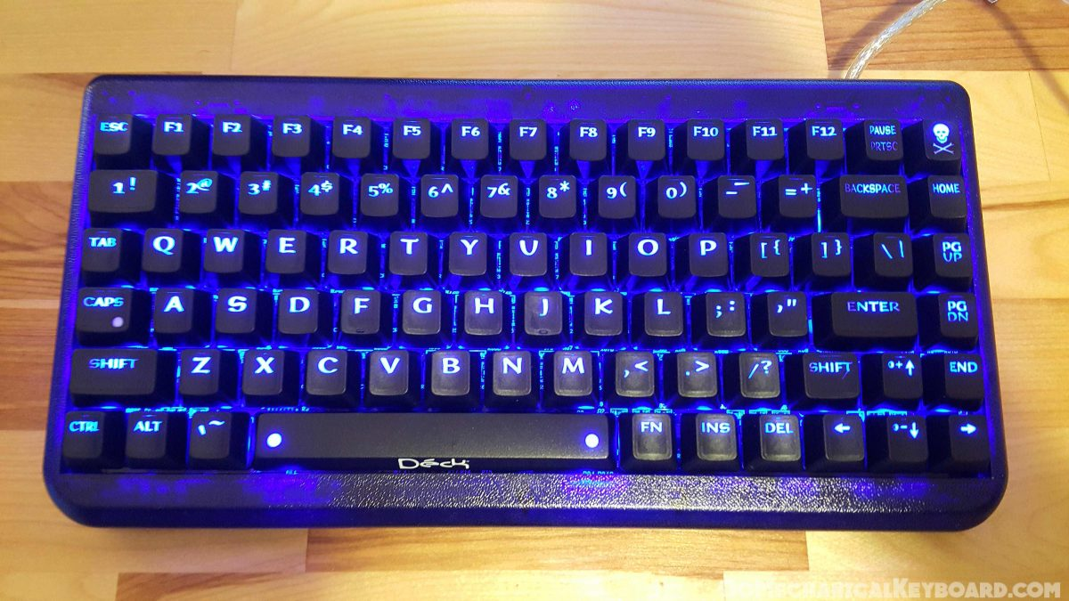 deck 82 keyboard