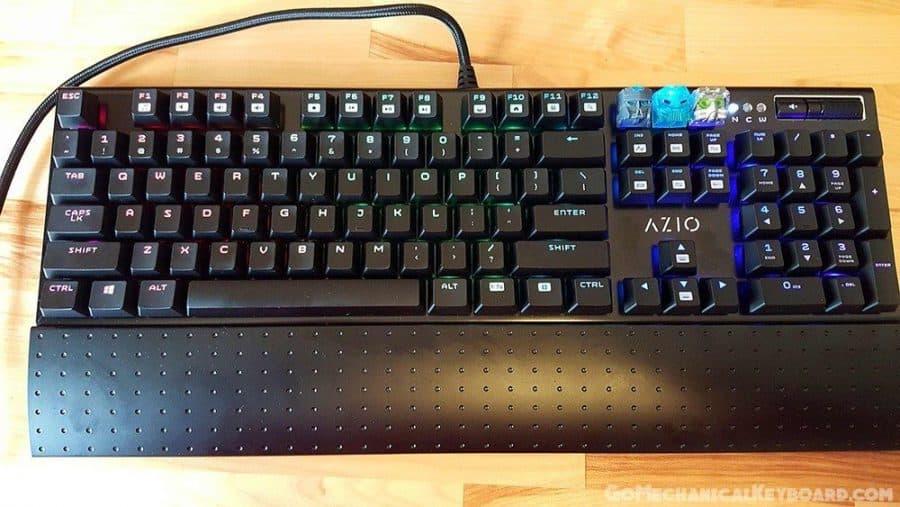 azio mgk1-rgb keys