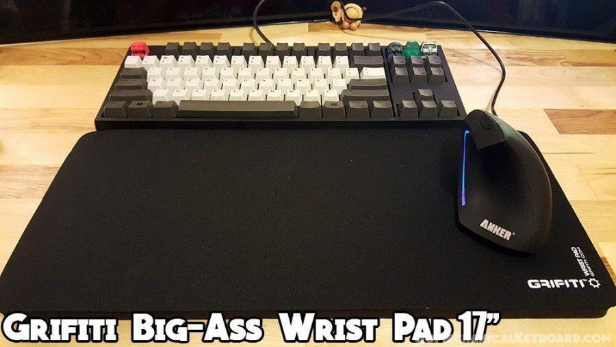 grifiti bigass wrist pad