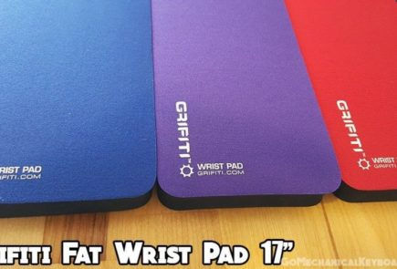 grifiti fat wrist pad colors