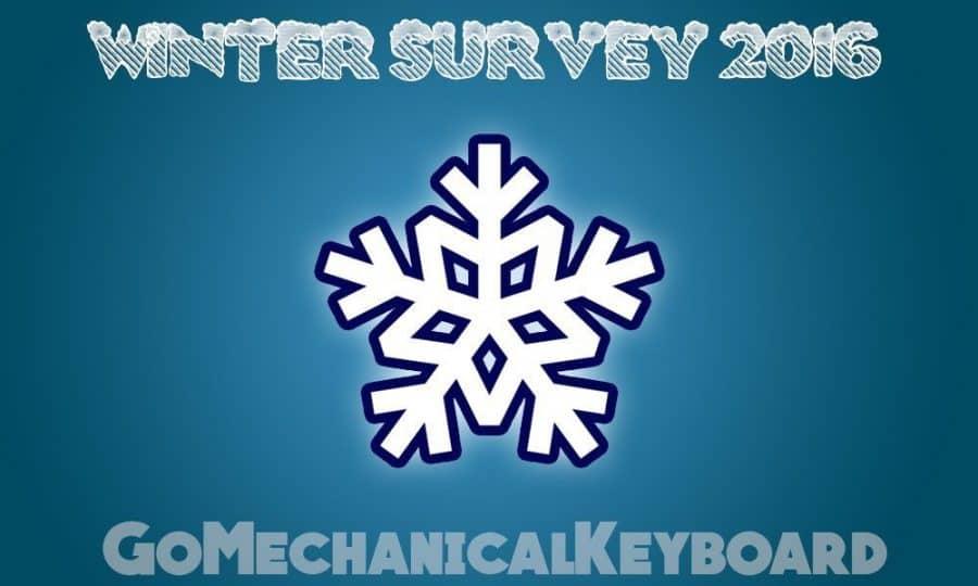 mechanical keyboard survey