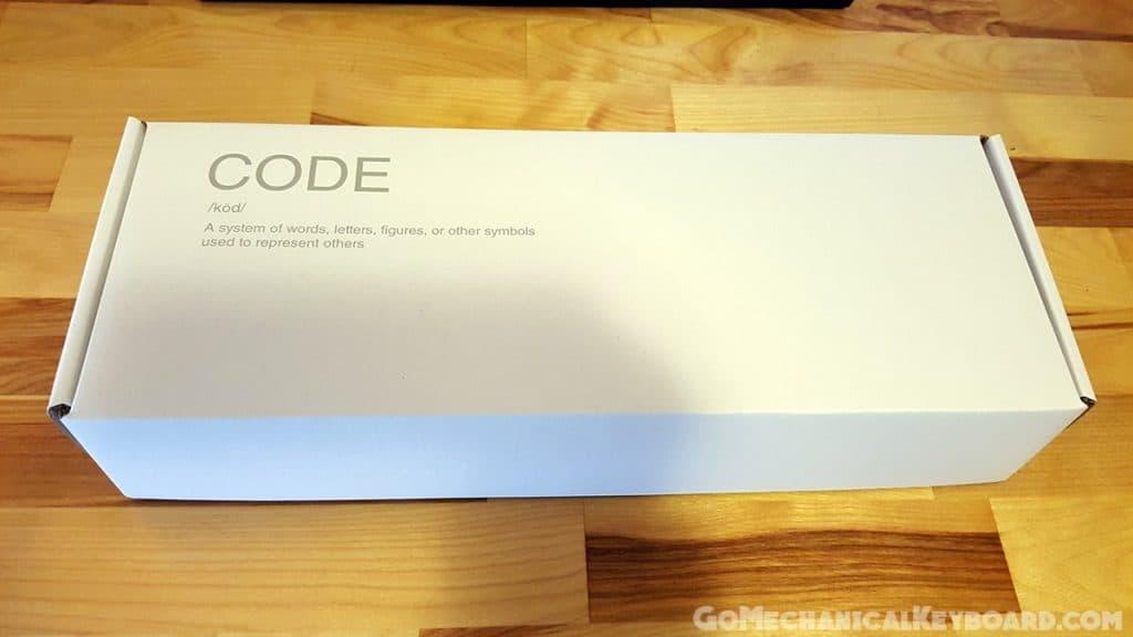 CODE 61 key box
