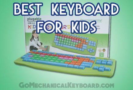 best computer keyboard for kids