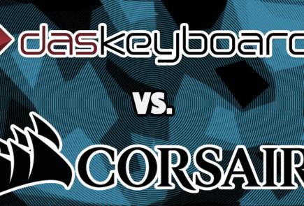 das keyboard vs corsair
