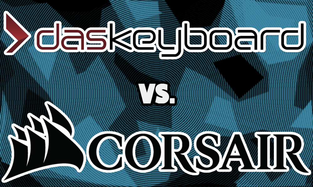 das keyboard vs corsair