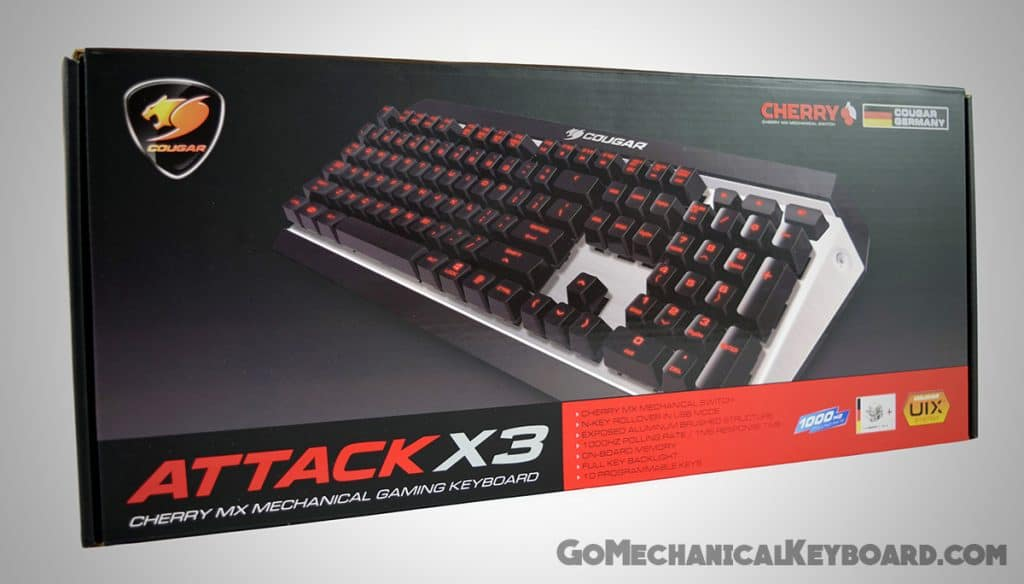 cougar attack x3 review