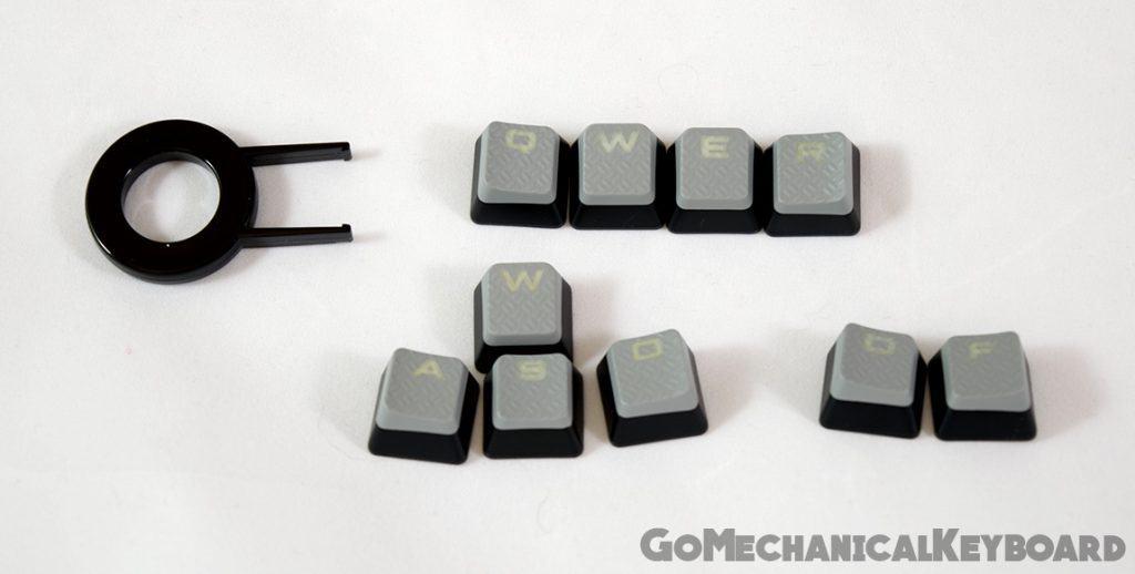 corsair k70 rapidfire gaming keys