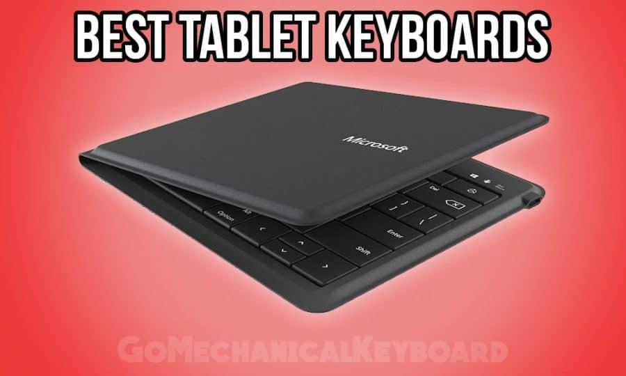 Best Tablet Keyboards for 2016