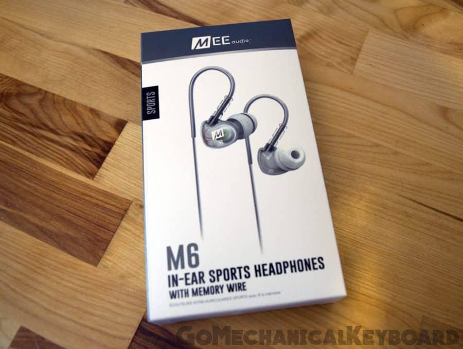 mee m6 headphones
