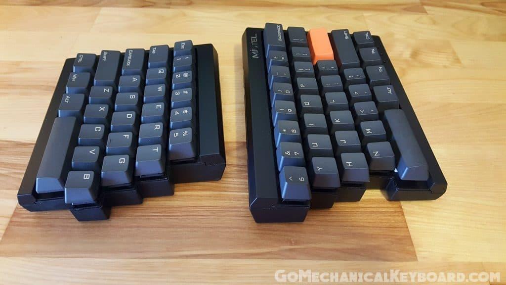 barocco keyboard split