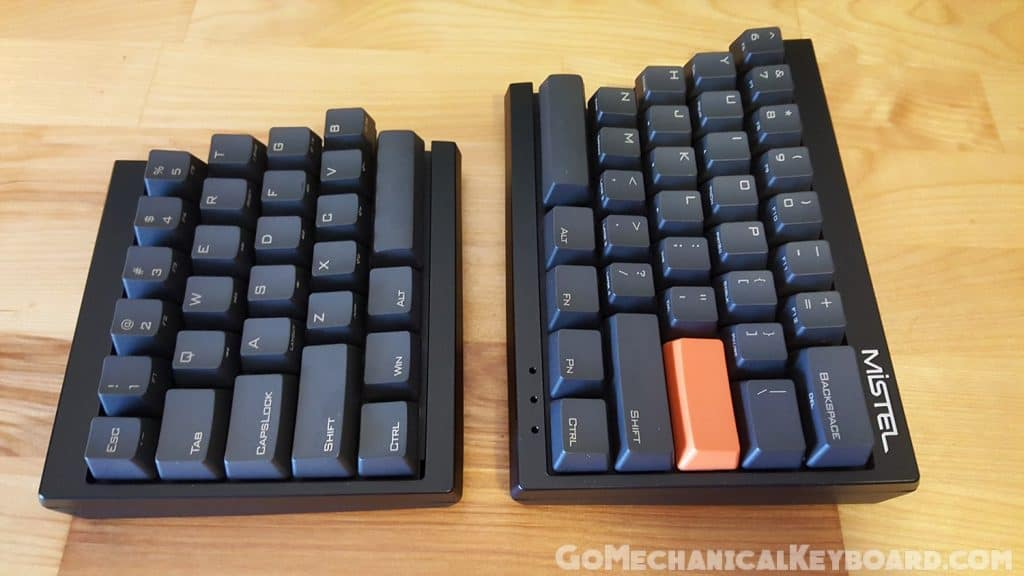 mistel barocco mechanical keyboard review