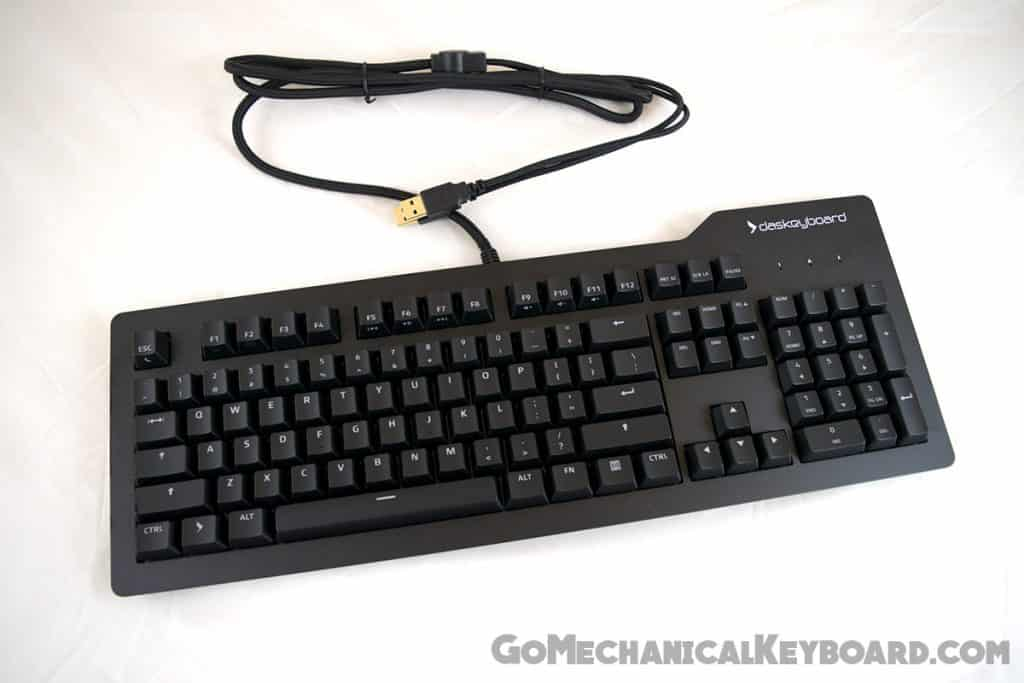 das keyboard prime 13 review photo
