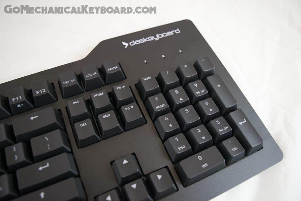 das keyboard prime numpad