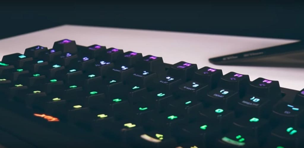 "Review of the ""Fastest"" Gaming Mechanical Keyboard"