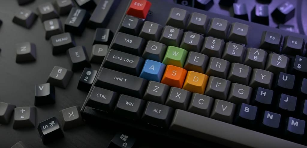Tomoko 87 Key Mechanical Keyboard Review