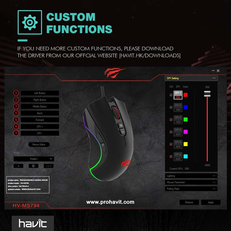 Havit HV-MS794 Is The Good Deal For Your Gaming