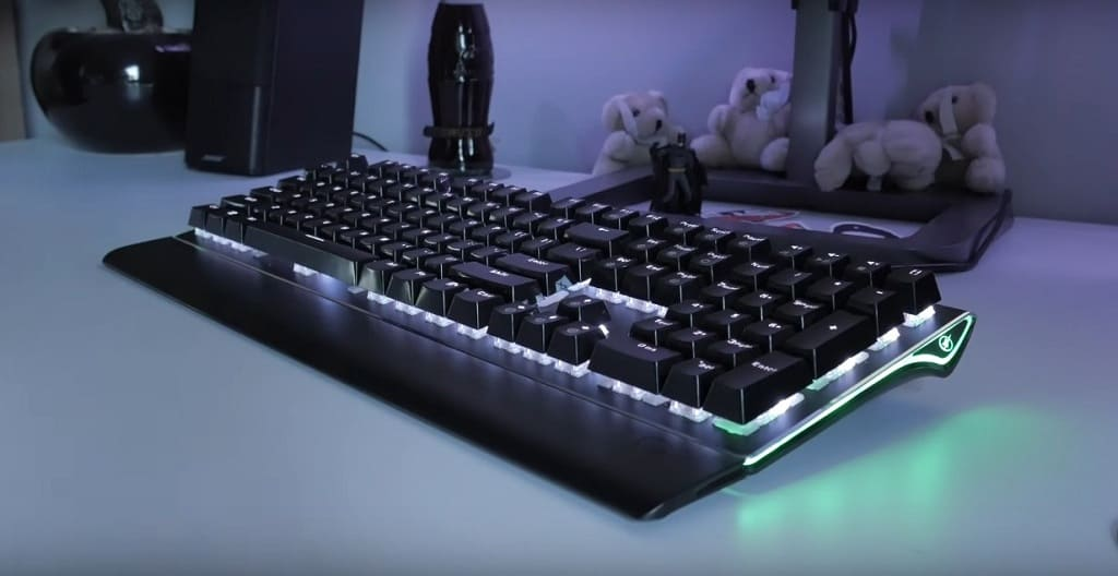 Rosewill K85 Rgb Keyboard Review Quality Build Go