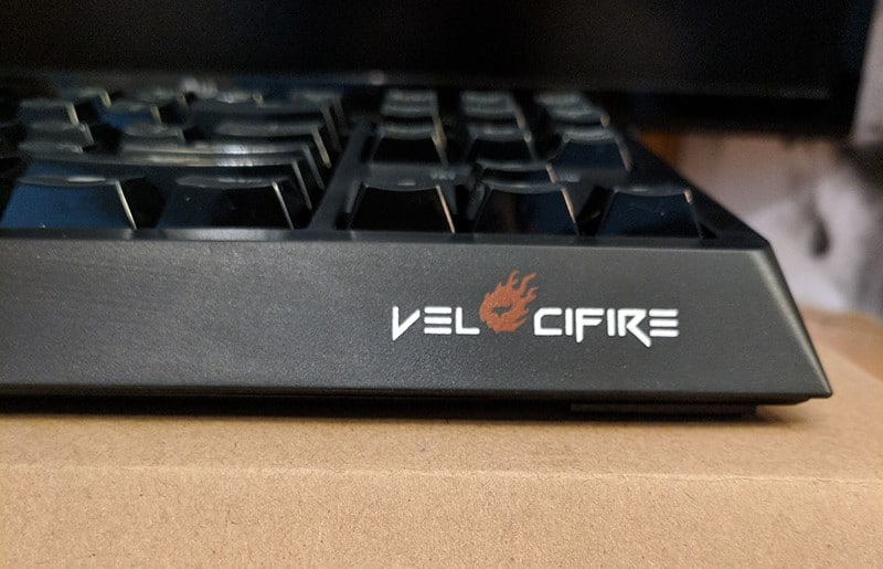 Wireless TKL01 Review and Unboxing Logo view