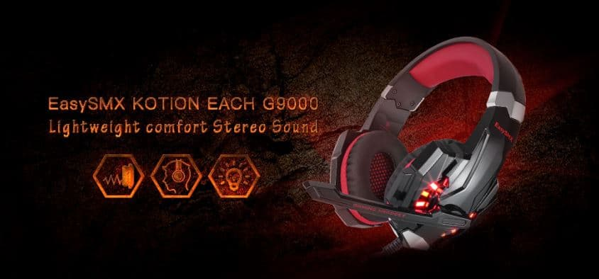 EasySMX G9000 Gaming Headset