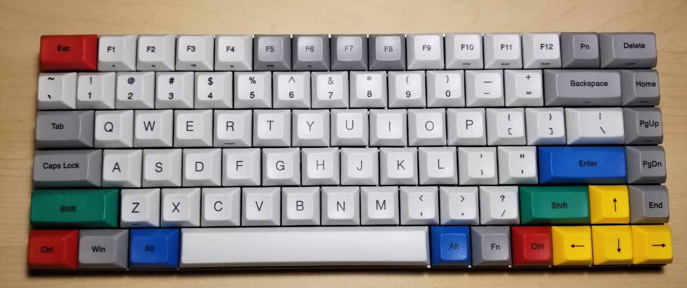 75% mechanical Keyboard